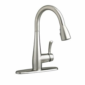 American Standard Quince Single Handle Deck Mounted Kitchen Faucet