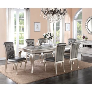 Hoskins 7 Piece Dining Set