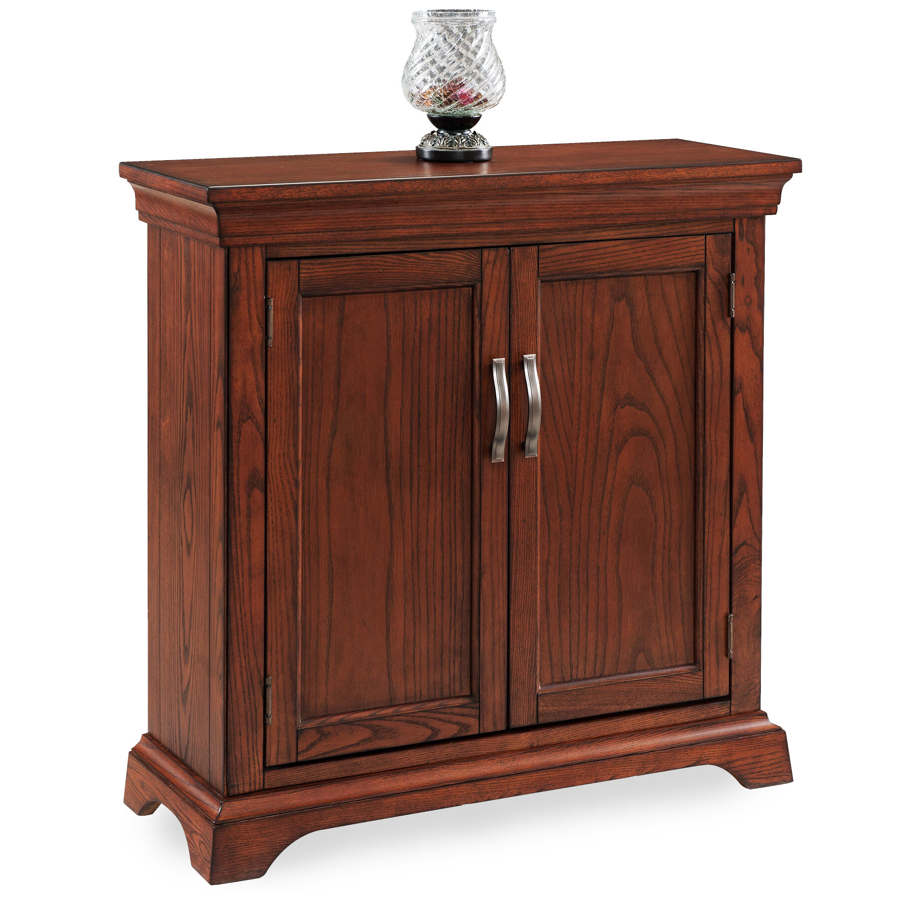 Charlton Home Le Valley Traditional Foyer Cabinet Hall Stand Reviews Wayfair