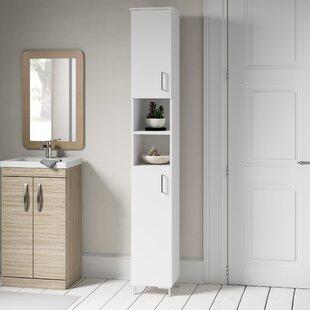 Atlanta 30.5 X 200 Tall Bathroom Cabinet By Fackelmann
