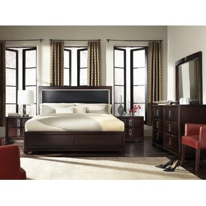 Leather Bedroom Sets You\'ll Love | Wayfair
