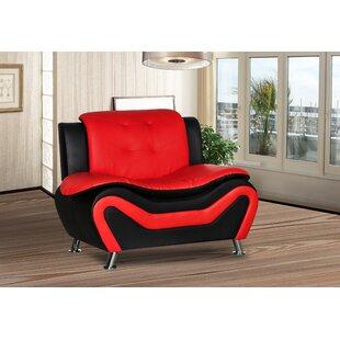 Sunray Club Chair by Orren Ellis