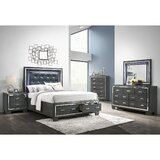 Pilning Platform 8 Piece Bedroom Set by House of Hampton