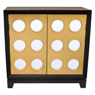 Mcfarren Wood 2 Door Accent Cabinet By Ivy Bronx