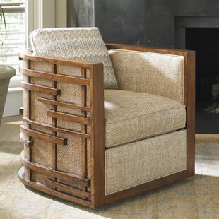 Best Reviews Island Fusion Swivel Armchair by Tommy Bahama Home Reviews (2019) & Buyer's Guide