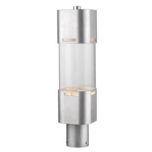 Compare & Buy Knarr Outdoor 1-Light LED Lantern Head By Latitude Run