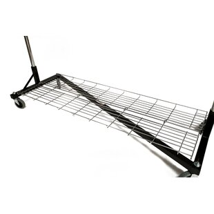 Price comparison Garment Rack 72W Shelf By Quality Fabricators
