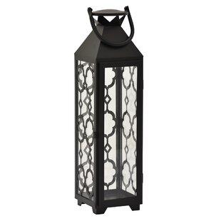 Decorative Metal Lantern by Charlton Home