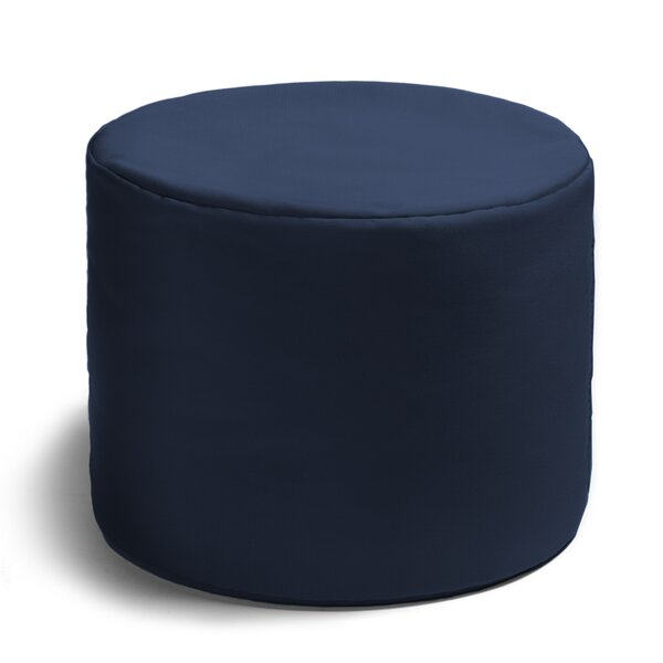 Modern Contemporary Outdoor Pouf Ottoman AllModern Gorgeous Outdoor Pouf Footstool