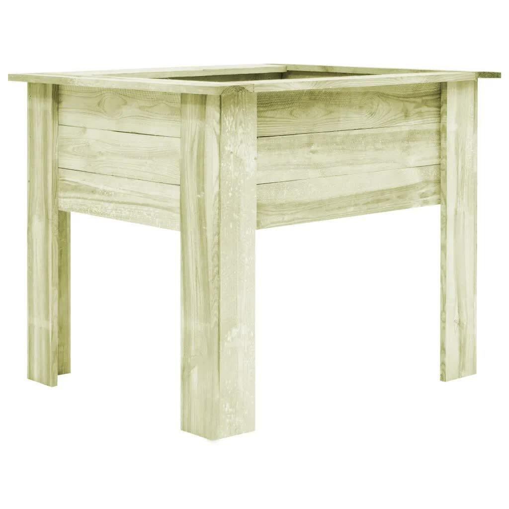 Palmyra Wood Planter Box