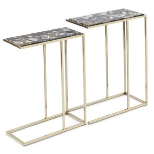 Nakasa 2 Piece Nesting Tables