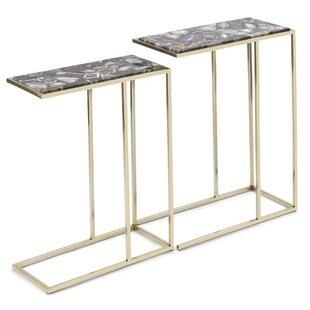 Nakasa 2 Piece Nesting Tables