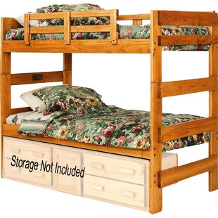 Chelsea Home Twin Over Twin Bunk Bed