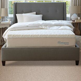 Affordable TEMPUR-Cloud Supreme Breeze 1.0 11 Medium Mattress By Tempur-Pedic