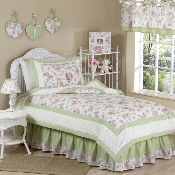 Elegant Twin Bedding | Wayfair