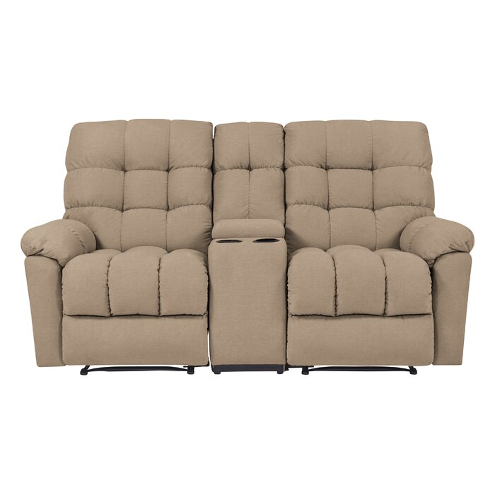 Excellent Maurine Reclining Loveseat Pabps2019 Chair Design Images Pabps2019Com