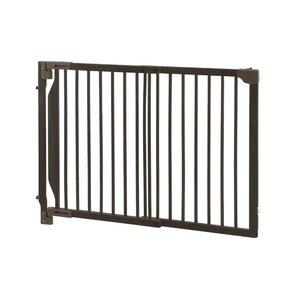 expandable walkthru pet gate