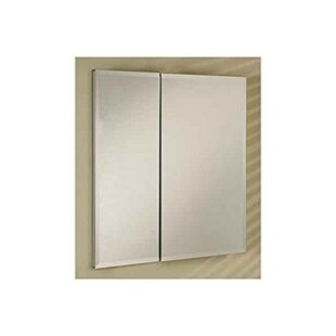 Reviews Twitty 31 x 21 Recessed Medicine Cabinet By Orren Ellis