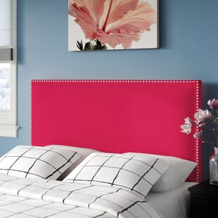 Bruford Upholstered Panel Headboard by Latitude Run