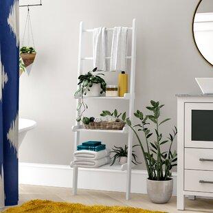 Purchase Decoteau 20 W x 59.25 H Bathroom Shelf ByEbern Designs