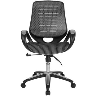 Broadmoor Mesh Task Chair by Symple Stuff