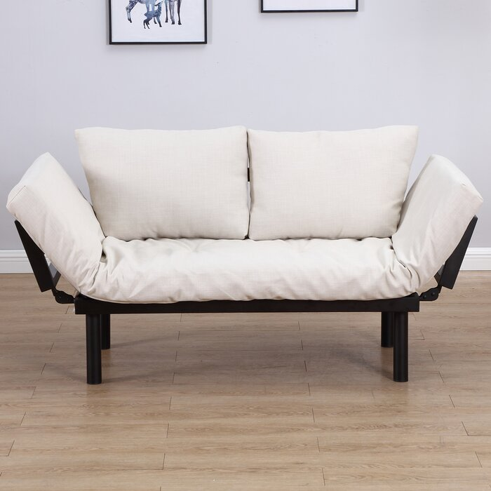 Omak 3 Position Chaise Lounger Convertible Sofa