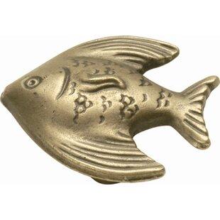 Splendora Fish Novelty Knob