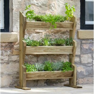 Wooden Vertical Garden By WFX Utility