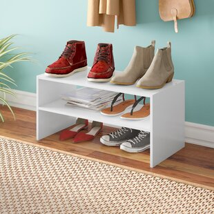 Compare & Buy 9 Pair Shoe Rack By Rebrilliant