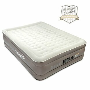 Inflatable Blow Up Bed 7.8 Air Mattress by Ivation