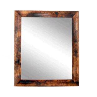 Loon Peak Justina Burnt Accent Mirror
