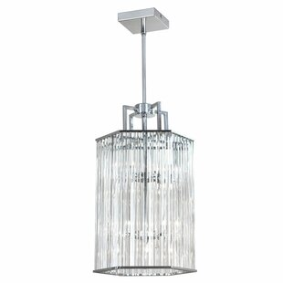 Lefferts 6-Light Crystal P..
