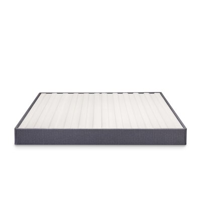 "7.5"" Metal Box Spring by Alwyn Home"