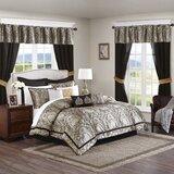 Polley 24 Piece Comforter Set