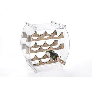 Maxfield 9 Bottle Tabletop Wine Rack By Ebern Designs