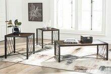 Williston Forge Grimsley 3 Piece Coffee Table Set