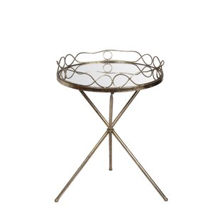 Kerrie End Table by House of H..
