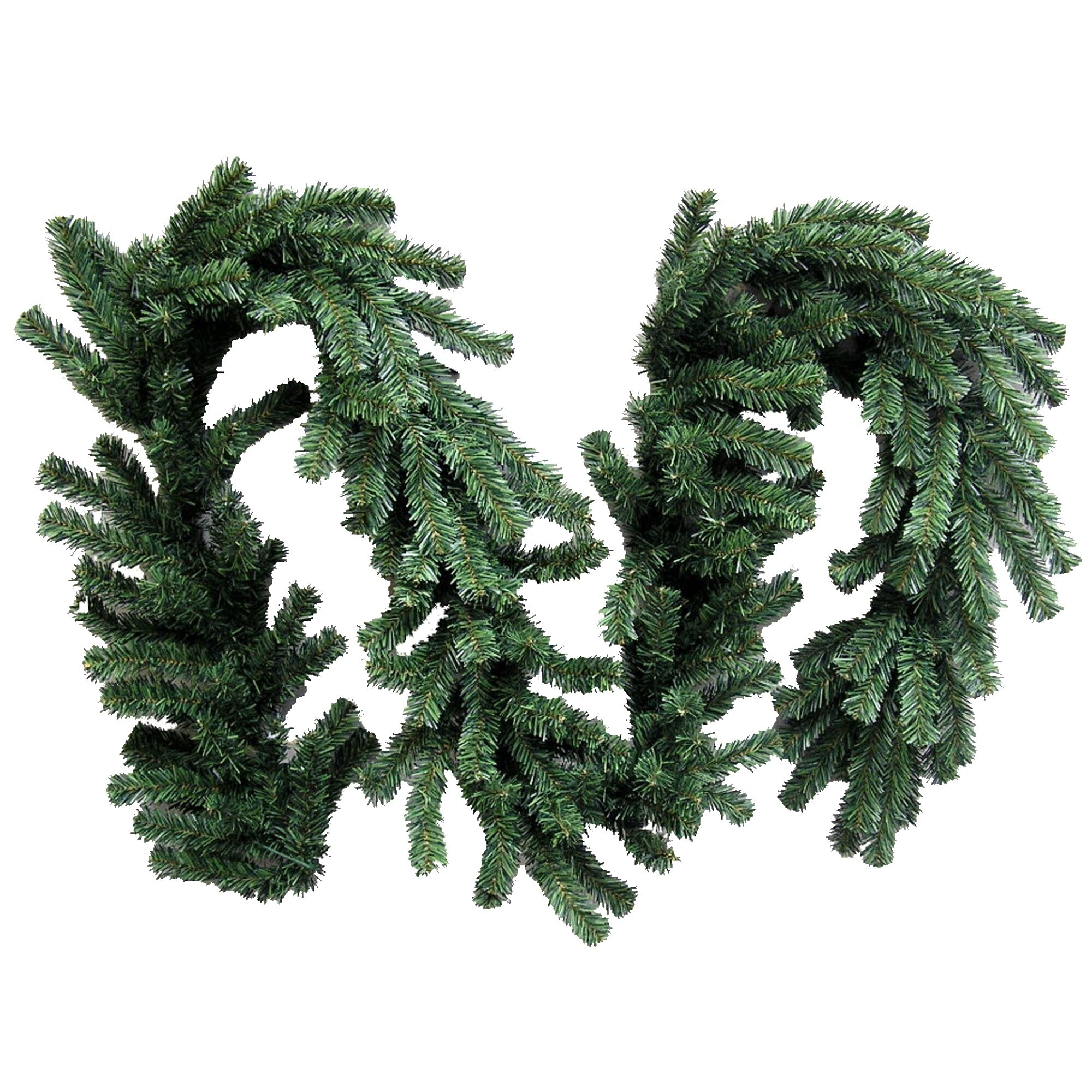 Christmas Pine Garland.9 Canadian Christmas Pine Garland