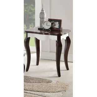 Arney End Table by Canora Grey