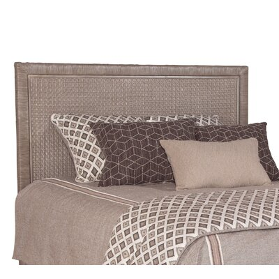 Naples Panel Headboard Size: Queen, Color: Honey