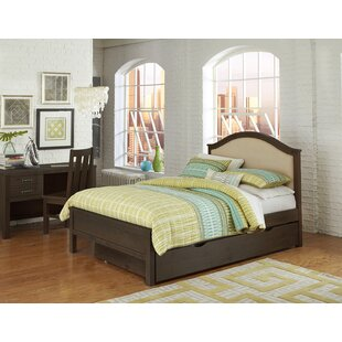 Stella Full Panel Bed with Trundle by Grovelane Teen