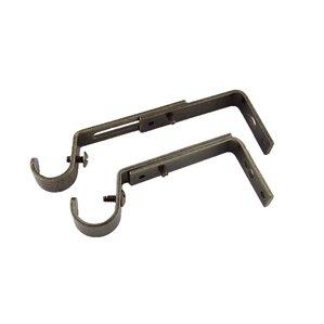 Adjustable Curtain Bracket (Set Of 2)