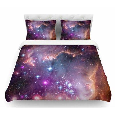 Kess InHouse Pillow Sham Suzanne Carter Helix Nebula 30 x 20