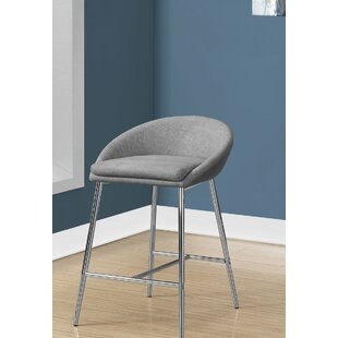 Price Check Crichton 30 Bar Stool (Set of 2) by George Oliver Reviews (2019) & Buyer's Guide