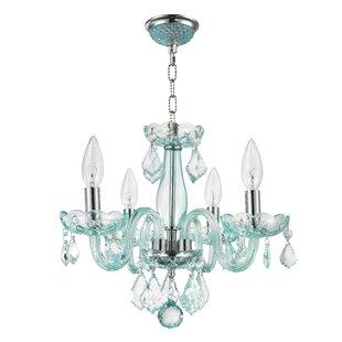 Coral chandelier wayfair save aloadofball Gallery