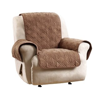 Deluxe Box Cushion Recliner Slipcover