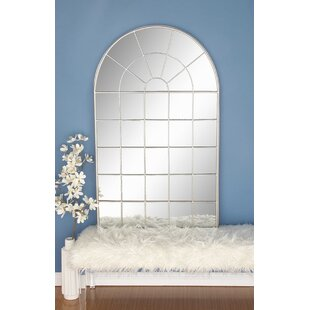 Cole & Grey Metal Wall Full Length Mirror