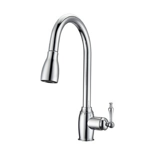 Barclay Bistro Pull Down Single Handle Kitchen Faucet