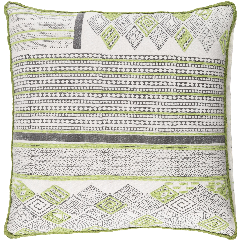 Bloomsbury Market Aurelio Cotton Throw Pillow Cover Wayfair