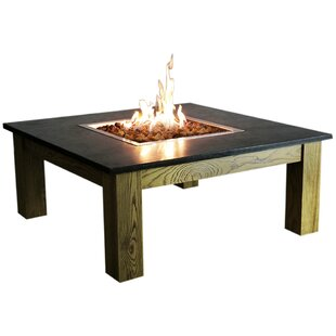 Marquis Concrete Propane Fire Pit Table Image